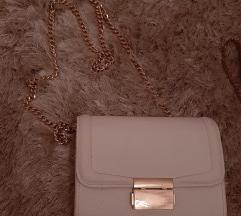H&m bijela torbica