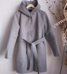 Sivi C&A kaput