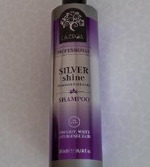La Croa SILVER shampoo