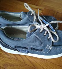 Cipele brodarice (koža, 1xnošene)