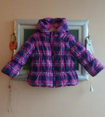 Zimska jakna br. 86 + gratis vjetrovka br. 86, lot