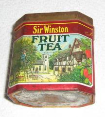 kutija limena vintage