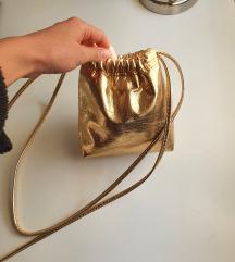 Nova Zara mini zlatna trobica