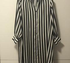 Duga košulja/haljina Zara
