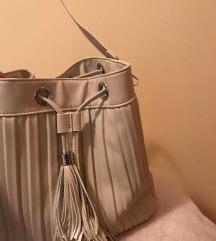 Krem bijela torba