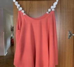 Koraljna košulja/bluza