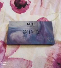 Nyx profesional makeup paleta sjenila