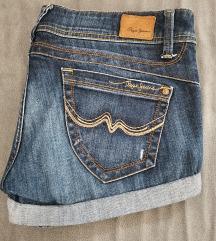 Peoe jeans kratke hlačice
