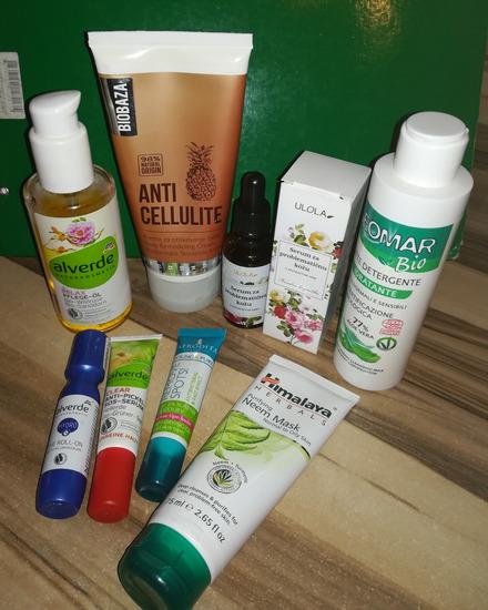 Lot preparativne kozmetike