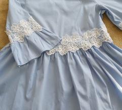 Baby plava bluza