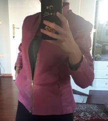 Kožna barbie jakna M