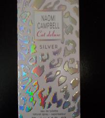 Ženski parfem Naomi Campbell Cat deluxe Silver