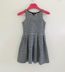 Polo Ralph Lauren prugasta haljina 140 146