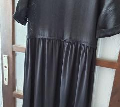 Zara crna haljina L/XL
