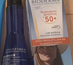 Bioderma i Loreal professional