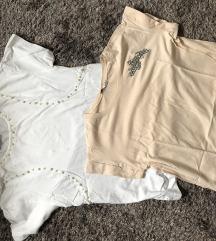 Zara majce kratkih rukava