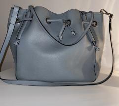 Plava torba Zara