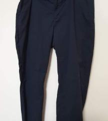 Nove H&M plave pamučne hlače
