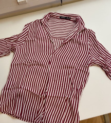 Bershka bluza na prugice