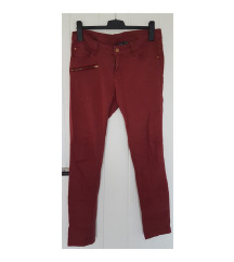 Esmara pamučne bordo hlače