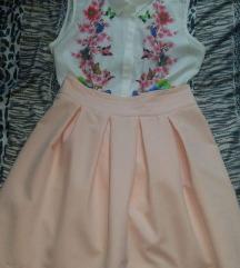 Roza suknja