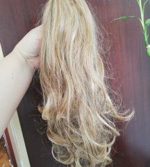 Umetak za kosu - rep