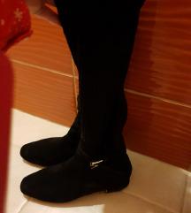 Massimo Dutti čizme Sock duge 💓