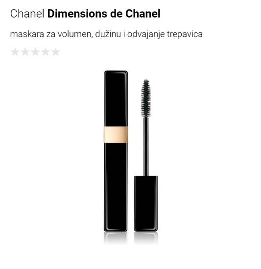 Chanel maskara