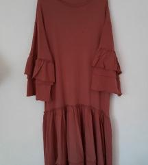 Zara  duža haljina M