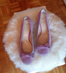 Humanic Unisa kožne cipele puna peta