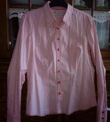 Prugasta roza košulja