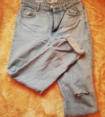 Bershka mom jeans