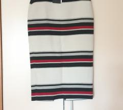 Zara midi suknja od tvida, s etiketom + ppt