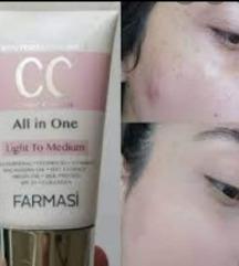 CC tonirana krema za lice
