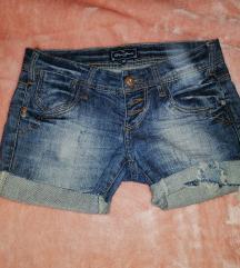 Trn jeans kratke hlačice