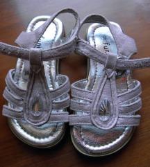 Ljetne sandale za curku kao nove