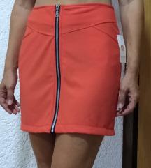 Nova neon suknja 38-40