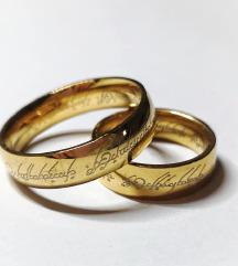 Prsten Gospodar prstenova (Lord of the Rings lotr)