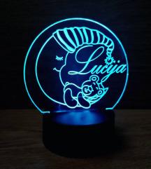Lampa personalizirana
