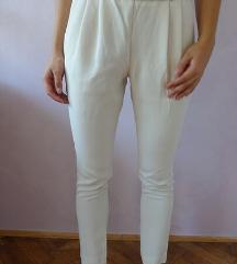 Svečane/poslovne bijele hlače