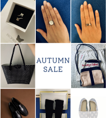 Autumn sale 8 artikala