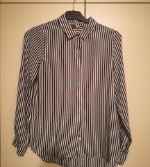 H&M prugasta košuljica