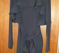 Diana viljevac crna haljina, S/M