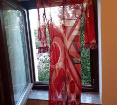 Parosh haljina od 100% prave svile