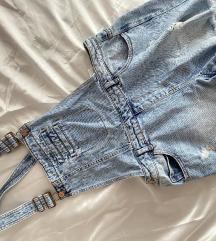 Jeans kombinezon M/L