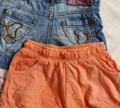 Kratke hlačice H&M, Zara, Esprit 3-4 god, 15-25kn