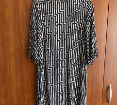 GP&J Baker H&M jesenska haljina sa uzorkom