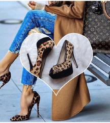 🐯ALDO🐯 kožne leopard štikle