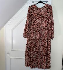 H&M floral cvijetna haljina NOVA %150kn%