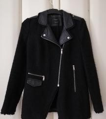 Zara crni kaput, S